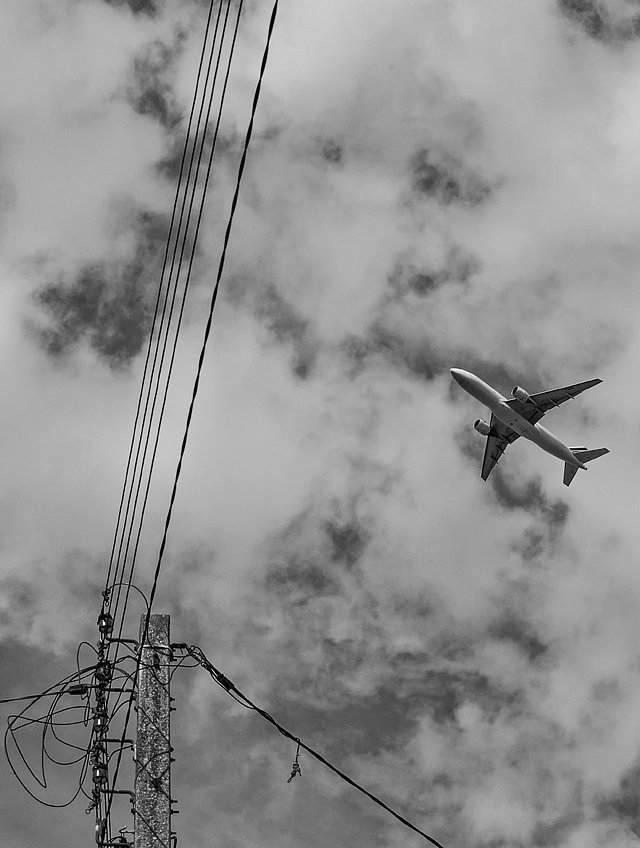 Avion de lignes